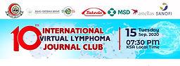 INTERNATIONAL VIRTUAL LYMPHOMA JOURNAL CLUB - 10th SESSION