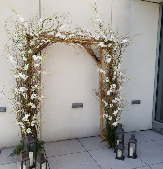 Willow & Orchid Frame