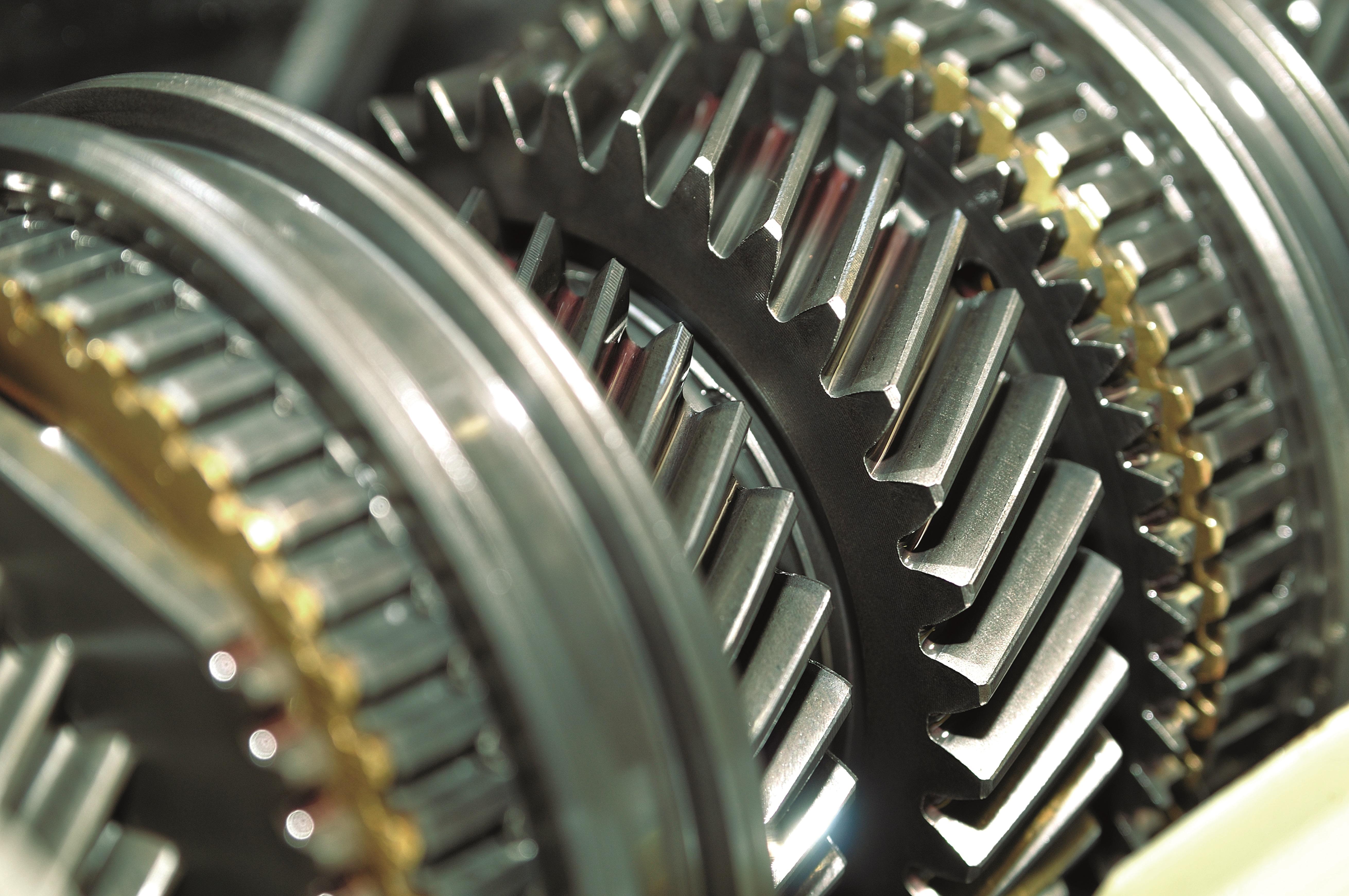 Зубчатые колеса, отшлифованные с применением смазочно-охлаждающей жидкости HAKUFORM L 414