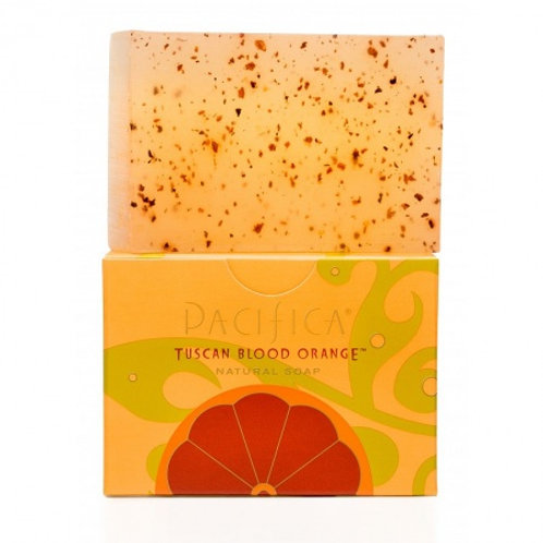 Pacifica Bar Soap- Tuscan Blood Orange