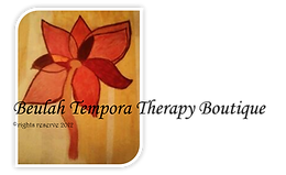 logo beulahtempora- Therapy boutique