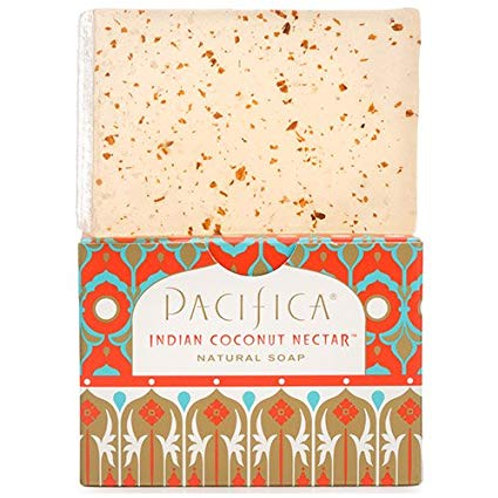 Pacifica Bar Soap - Indian Coconut Nector