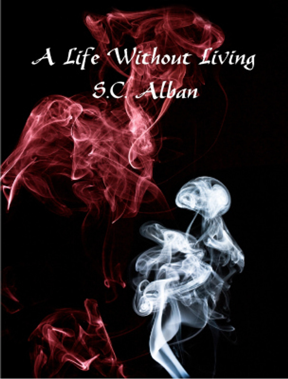 A Life WIthout Living Cover