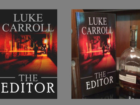 Book Review: THE EDITOR by Luke Carroll