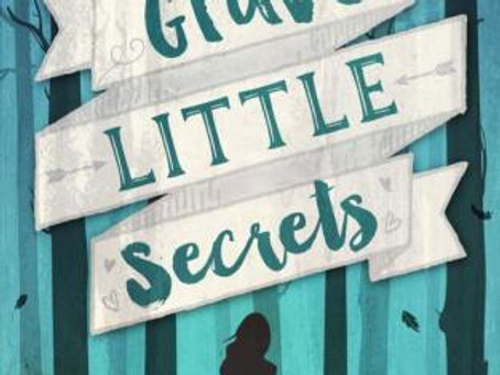 #YA Release Review! Author Stacy R. Collins Delivers with Grave Little Secrets