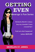 Getting Even, Revenge is Fun Series Book 1