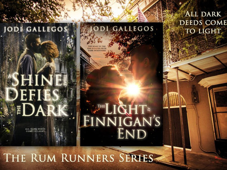 The Light at Finnigan's End Releases!