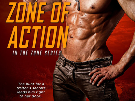 ZONE OF ACTION is Action Packed!