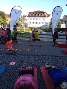 Functional Training - Donnerstag & Samstag morgen