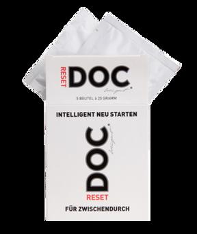 DOC Reset - intelligent Vorsorgen & neu starten
