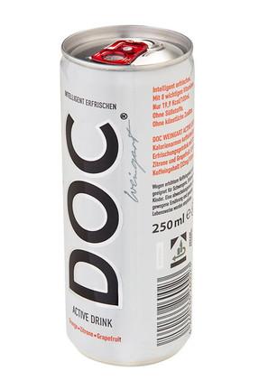 DOC Active Drink - belebt mit der Kraft der Natur