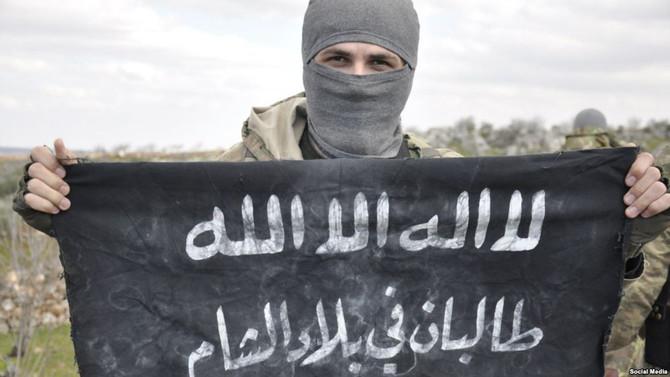 Центральноазиатские и российские боевики уходят из соцсетей