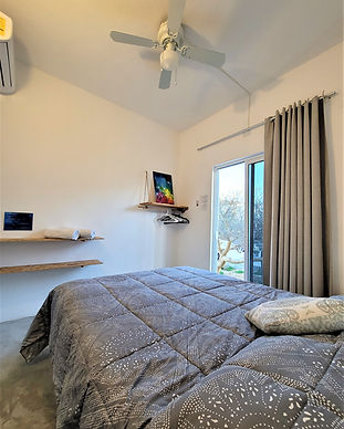 When you stay with us, you'll always enjoy a great night's sleep in a comfortable bed. Choose between an original and spacious bunk bed or  a perfect for solo travelers or couples in our brand new, super cozy private rooms.