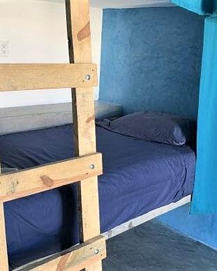The original bunk bed of la ventana town. Very confortable bunk bed
