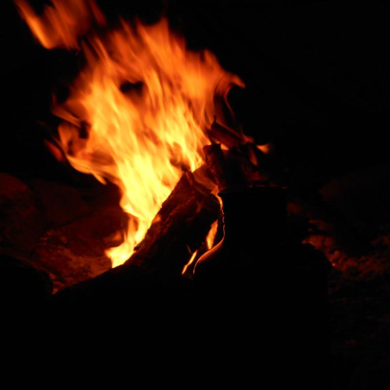 Spirits, Whiskey & Fire
