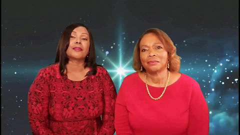 "Nedra Cooper & Robin Tucker - ""Gloria"""