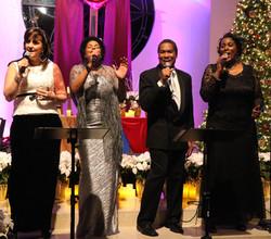 The Sylvia Cotton Singers
