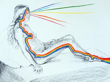 Human Prism