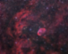 crescent nebula singapore astronomy astrophotography stars