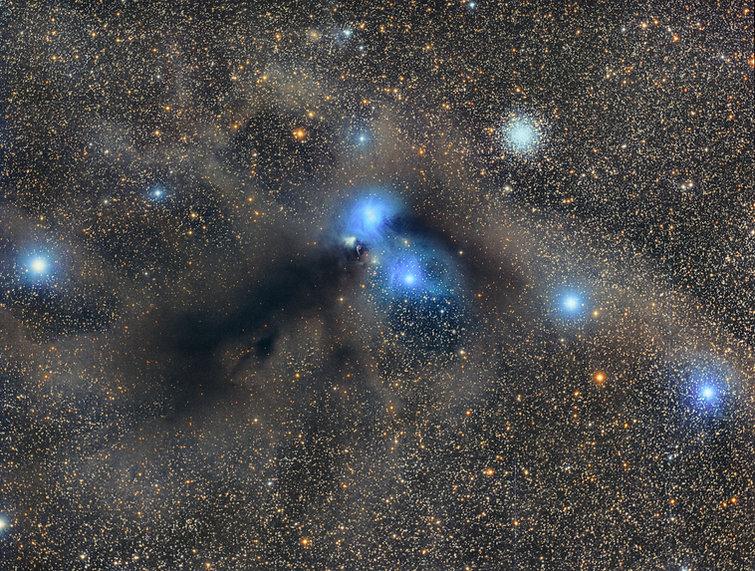 corona australis singapore astronomy astrophotography stars