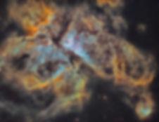 carina nebula astronomy singapore astrophotography