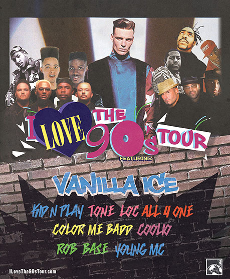 90's tour