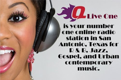 Q Live One, R & B, Jazz, Gospel and