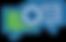 Icono de nubes de texto con engranaje en medio.