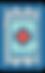 Icono de ticket con una cruz roja.