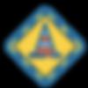 Icono con letreo de precaución