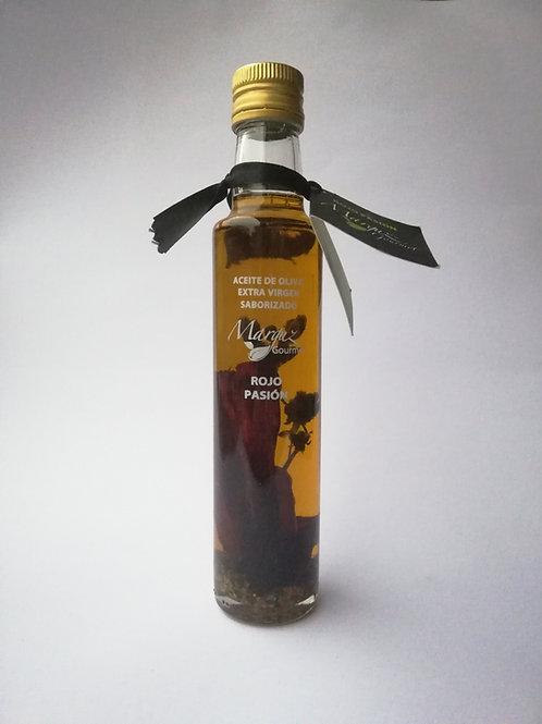 Aceite de Oliva Rojo Pasión