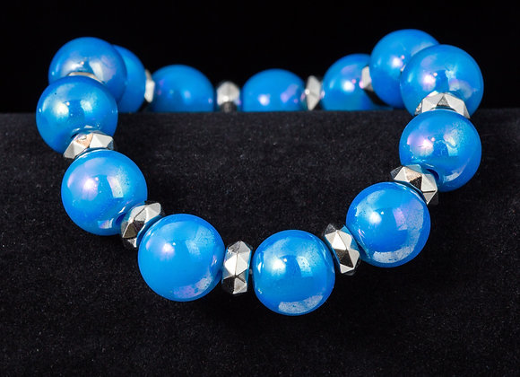 Fashion Bracelet - Blue
