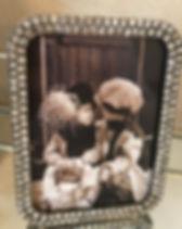 Diamnd Square Picture Frame