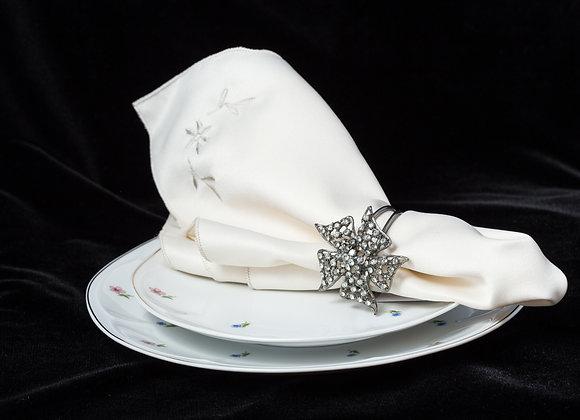 Napkin Rings ( silver)