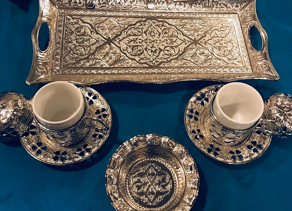 Turkish Coffee or Espresso set