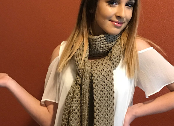 Beautiful soft and light scarf