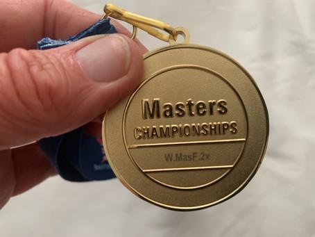 TwRC Wins Gold at Masters Nationals