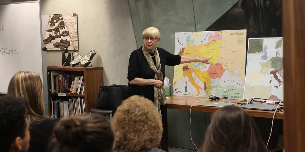 Holocaust Survivor Talk: Yona Nadelman