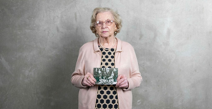 Holocaust Survivor Talk: Martha Sternbach