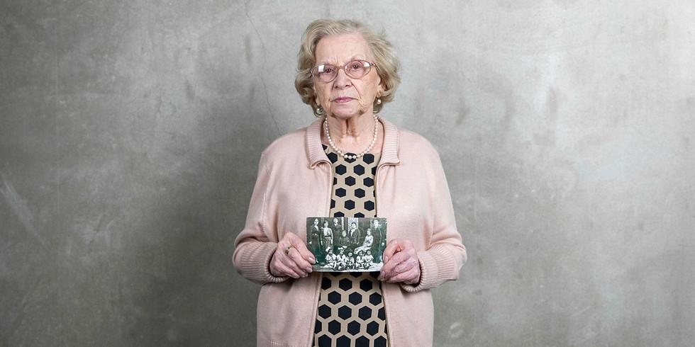 Holocaust Survivor Talk: Martha Sternbach