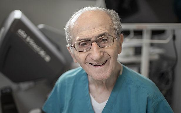 Holocaust Survivor Talk: Dr. George Berci