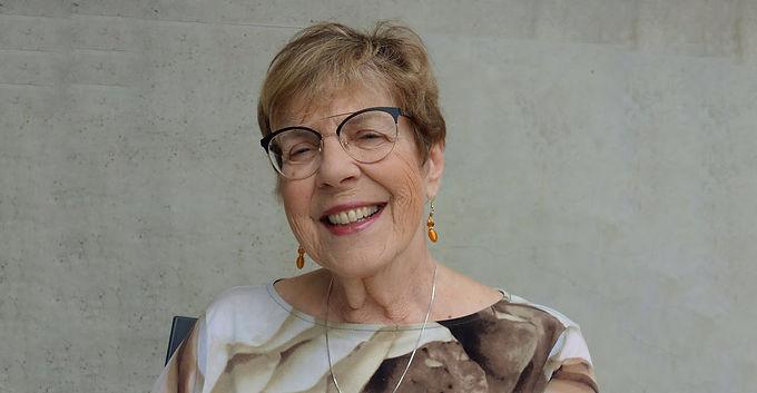 Holocaust Survivor Talk: Erika Schwartz