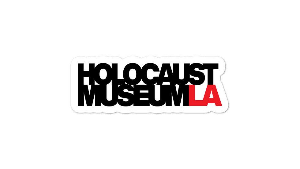 Logotype Sticker