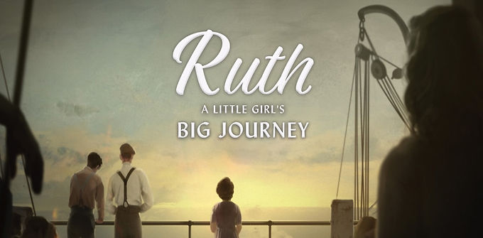 Advance Private Screening | Ruth: A Little Girl's Big Journey, A Delirio Films and USC Shoah Foundation Production