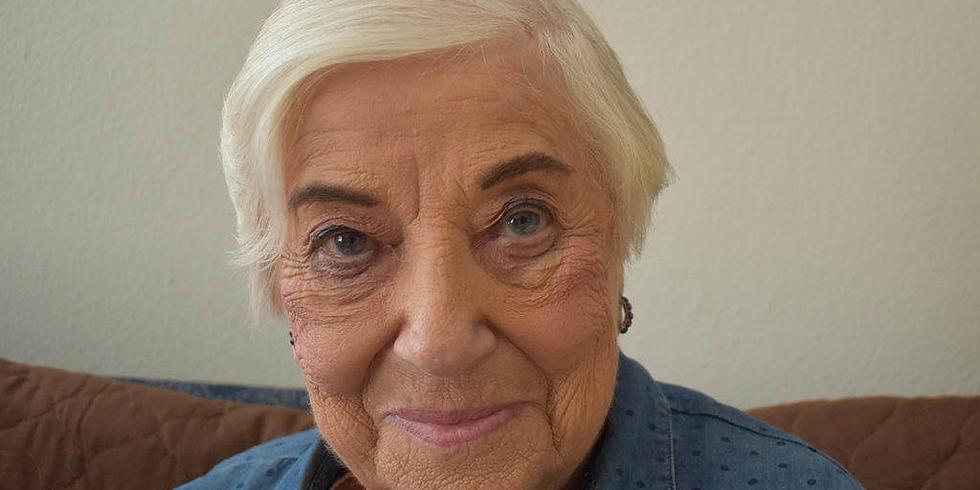Holocaust Survivor Talk: Engelina Billauer