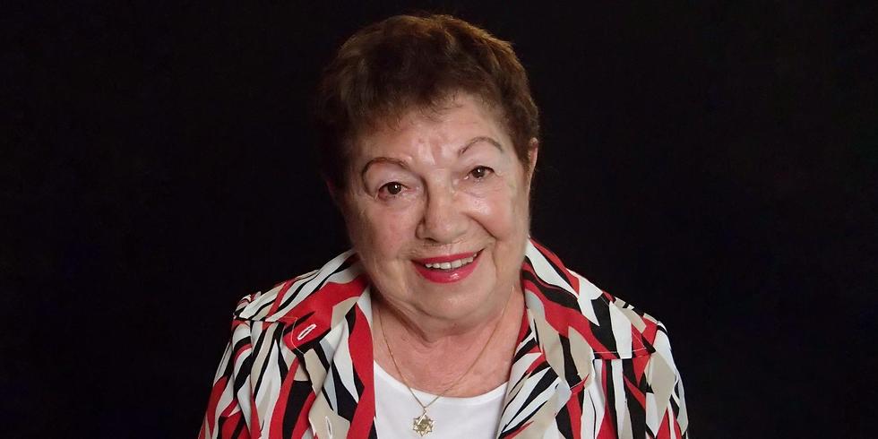 Holocaust Survivor Talk: Ann Signett