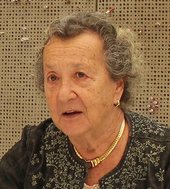 Holocaust Survivor Talk: Louise Lerner