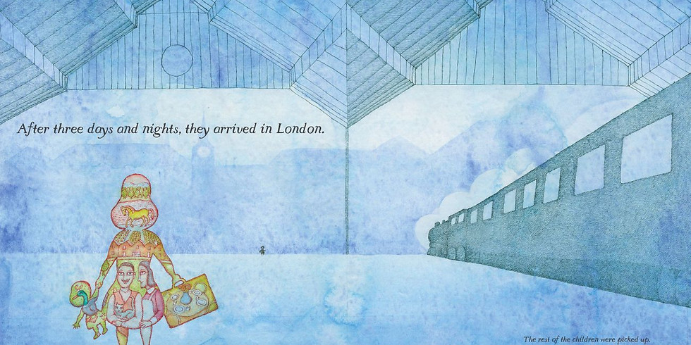 Sunday Storytime - Nicky & Vera: A Quiet Hero of the Holocaust and the Children He Rescued