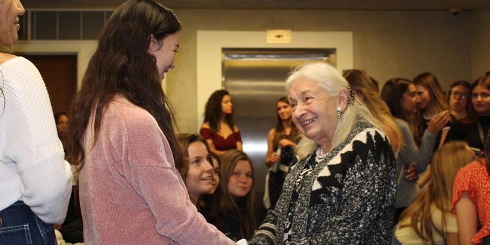 Holocaust Survivor Talk: Lillian Trilling