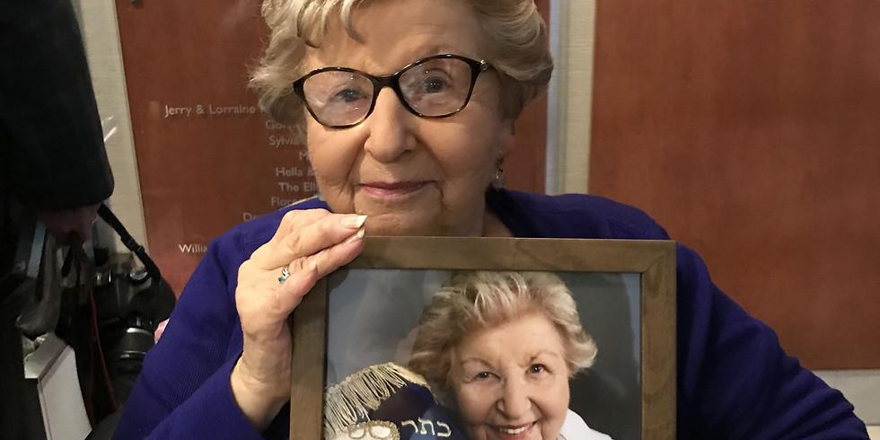 Holocaust Survivor Talk: Edith Frankie